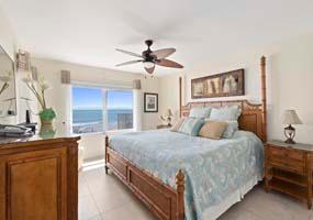 Oceanfront Master Bedroom Ocean Views